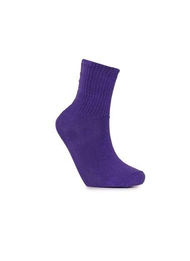 Hummel Çorap Mor